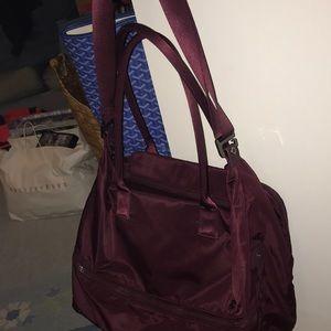 Large Lululemon duffle bag